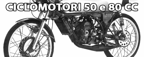 Ciclomotori 50 e 80 cc